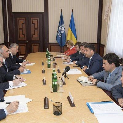 В Киеве сегодня пройдет заседание глав правительств стран ГУАМ