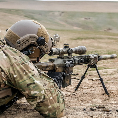 Харьковчане создали уникальную крупнокалиберное винтовку (Видео)