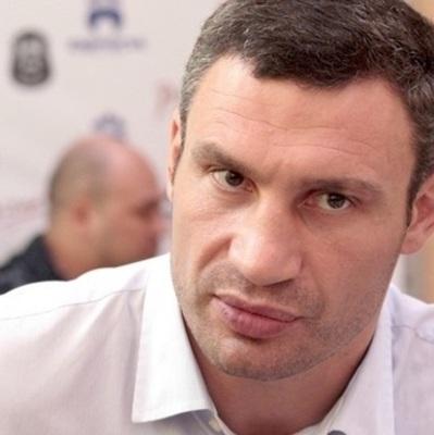 Декларация Кличко: Велосипедов стало больше