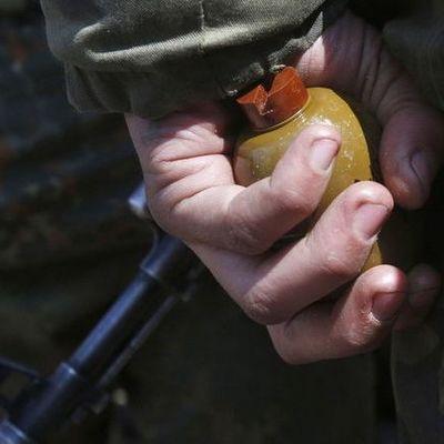 На предприятии Донбасса взорвались три гранаты