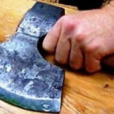 Харьковчанин убил своего пасынка топором