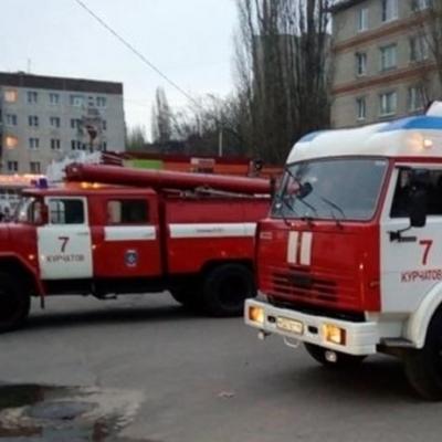 В России взорвался склад боеприпасов