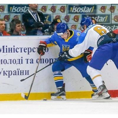 Не задалось: Сборная Украины по хоккею уступила в четвертой игре подряд
