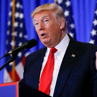 Чем запомнился Трамп за 100 дней президентства: смешное видео