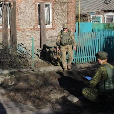 Авдеевка снова под обстрелами: появились тревожные фото и видео