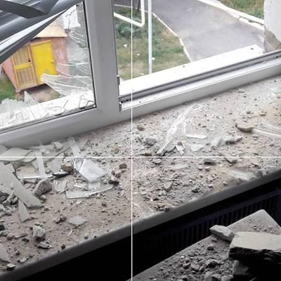 В Красногоровке боевики обстреляли больницу, ранена женщина
