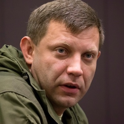 СБУ получила доступ к телефону главаря «ДНР» Захарченко