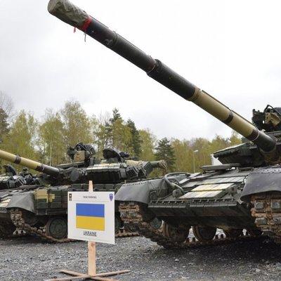 Украинские танки отправились на соревнования со странами-членами НАТО