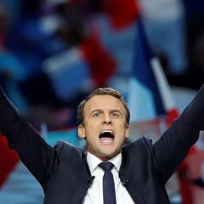 Макрон официально стал избранным президентом Франции