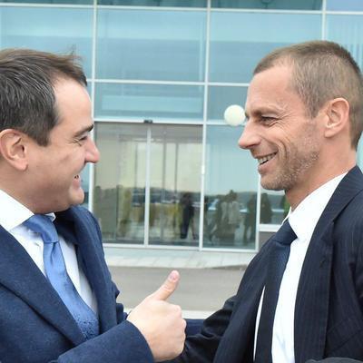 Андрей Павелко заменил президента УЕФА Александера Чеферина в комитете ФИФА