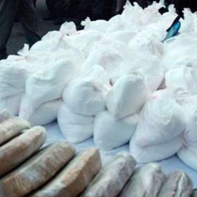 Более 5 тонн кокаина нашли на судне в Тихом океане