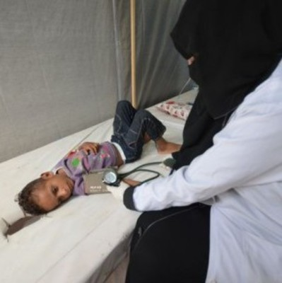 В столице Йемена из-за вспышки холеры объявили чрезвычайное положение
