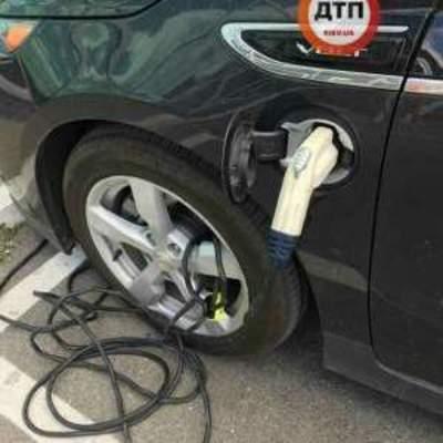 Украинский водитель удивил изобретением против воришек