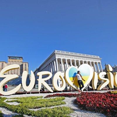 Подсчитано, сколько в среднем тратил один турист в Киеве во время Евровидения-2017