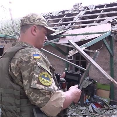 В Авдеевке попрощались с погибшими мирными жителями (видео)