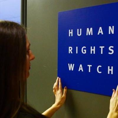 Human Rights Watch призвала Порошенко отменить блокировку российских сайтов