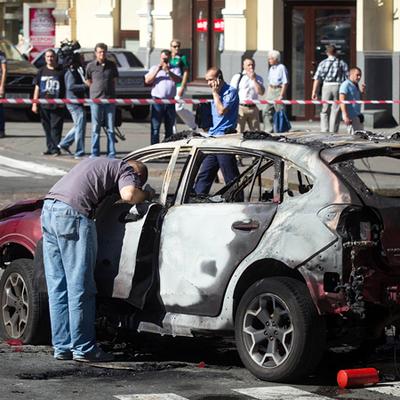 Убийство Шеремета: В СБУ отрицают удаление записей с видеокамер