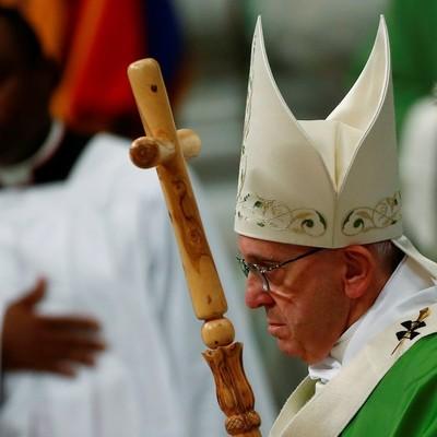 Ватикан не критиковал религиозные законопроекты и не вызвал посла Украины - МИД