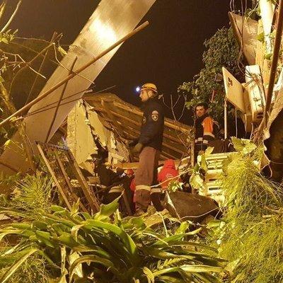 Взрыв в частном доме в Сочи: есть жертвы (фото)
