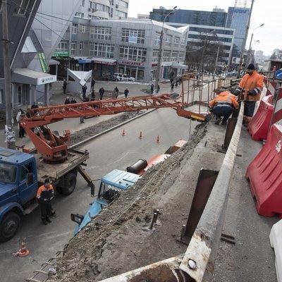 В какую сумму обойдется реконструкция Шулявского путепровода