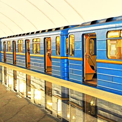 В вагонах столичного метро установят видеонаблюдение за 83 миллиона