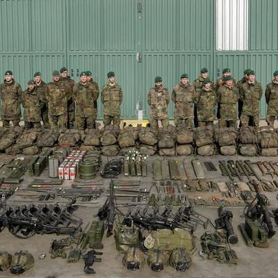 В армии Германии обнаружили пропажу оружия