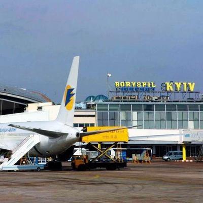 Аэропорт Борисполь заявляет, что еще не договорился с Ryanair