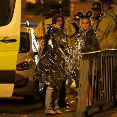 The Guardian показала фото смертника из Манчестера