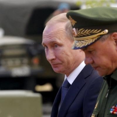 Рядом с украинской границей РФ формирует три новых дивизии, - разведка США