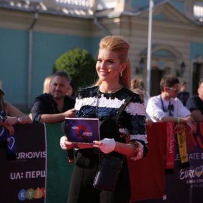 Ведущая «Евровидения 2017» гонорар до сих пор не получила