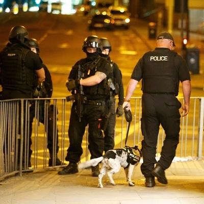 Полиция Манчестера опубликовала фото смертника, устроившего взрыв на стадионе