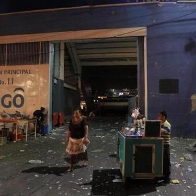 В Гондурасе в результате давки на футбольном матче погибли 4 человека