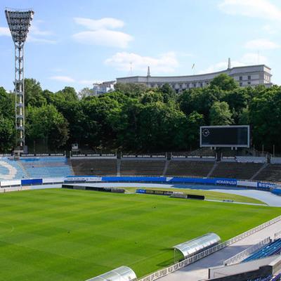 Стадион «Динамо» ждет капитальный ремонт