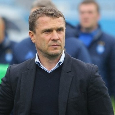 Ребров покинул пост главного тренера Динамо