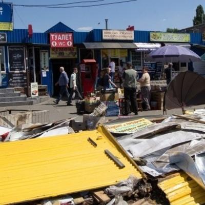 Война с МАФами добралась до «Петровки» (Фото)