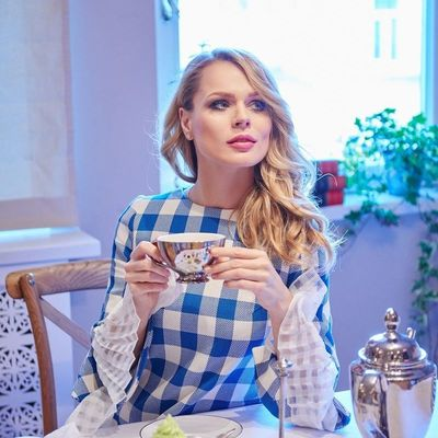 Беременная Ольга Фреймут показала округлившиеся формы