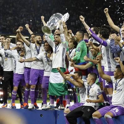 Историческая победа: Реал второй раз подряд взял кубок Лиги чемпионов