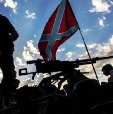 Возле Донецка мощный бой – террористы используют «Гиацинты» (видео)