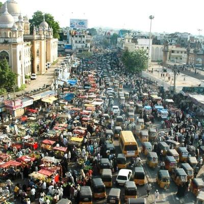 Индия решила полностью перейти на электрокары