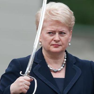 Президент Литвы публично оскорбила Лукашенко