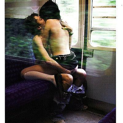 порно про поезд
