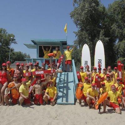 За безопасность на пляжах столицы будут отвечать 120 представителей пляжного патруля