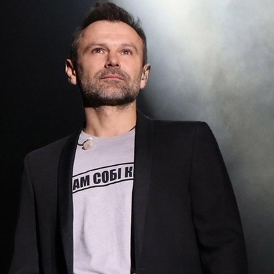 Вакарчук потерял голос прямо во время концерта в Полтаве