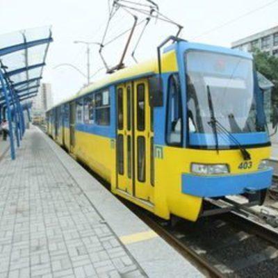 В Киеве пройдет Парад трамваев