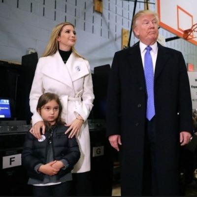 Внучка Трампа заявила, что хочет стать морпехом