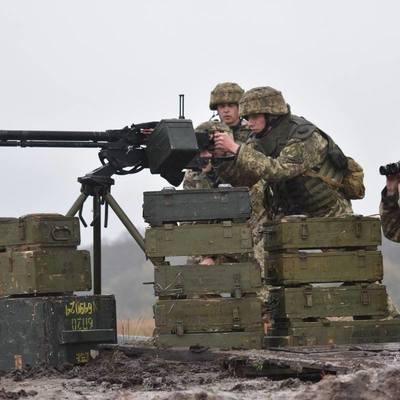 С начала суток один украинский военный погиб, четверо получили ранения - МОУ