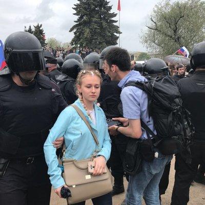 США осудили массовые задержания протестующих в России