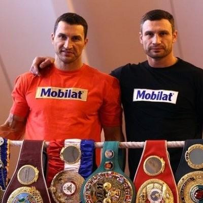 Кличко-старший войдет в Международный зал боксерской славы