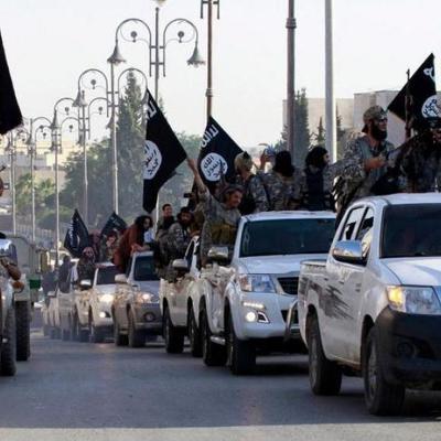 Исламские террористы передали «привет» Путину
