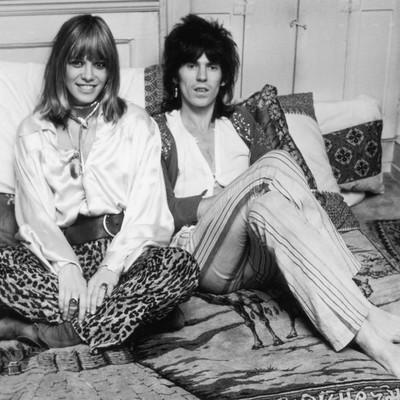 «Муза The Rolling Stones»: умерла известная модель